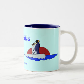 Antarctica mug design