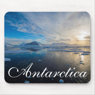 Antarctica. Near Adelaide Island. The Gullet 2 Mouse Pad