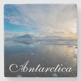 Antarctica. Near Adelaide Island. The Gullet 2 Stone Coaster