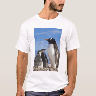 Antarctica, Neko Cove (Harbour). Gentoo penguin 2 T-Shirt