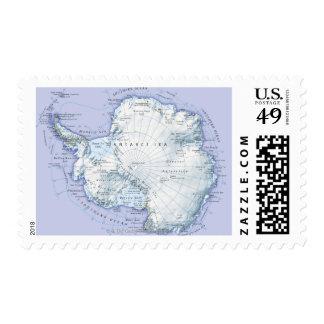 Antarctica Postage Stamps