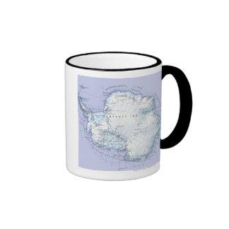 Antarctica Ringer Mug