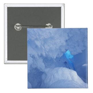 Antarctica Ross Island Cape Evans Snow cave Pins