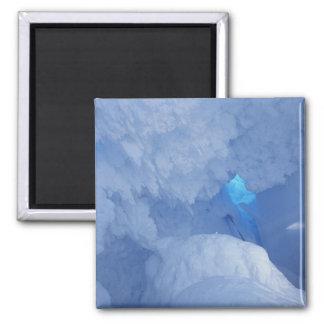 Antarctica Ross Island Cape Evans Snow cave Magnet