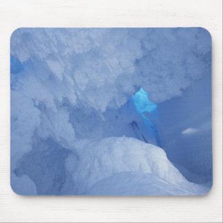 Antarctica, Ross Island, Cape Evans, Snow cave Mouse Pad
