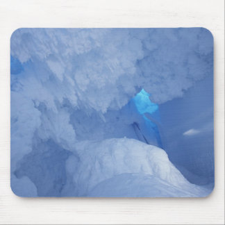 Antarctica, Ross Island, Cape Evans, Snow cave Mousepad