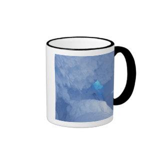 Antarctica Ross Island Cape Evans Snow cave Mug