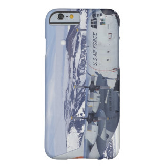 Antarctica, Ross Island, McMurdo station, C-130 Barely There iPhone 6 Case