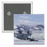 Antarctica, Ross Island, McMurdo station, C-130 Button