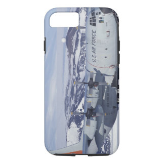 Antarctica, Ross Island, McMurdo station, C-130 iPhone 8/7 Case