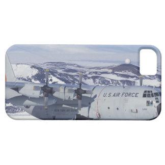 Antarctica, Ross Island, McMurdo station, C-130 iPhone SE/5/5s Case