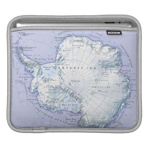 Antarctica Sleeves For iPads