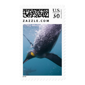 Antarctica, South Georgia Island (UK), 3 Postage