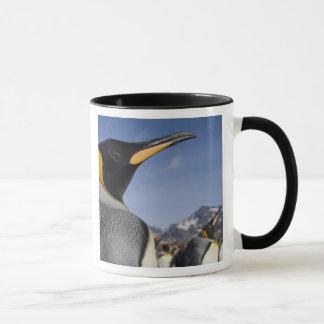 Antarctica, South Georgia Island UK), King 2 Mug