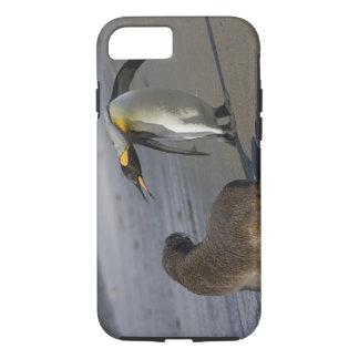 Antarctica, South Georgia Island (UK)King iPhone 7 Case