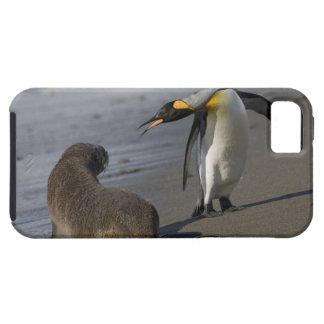 Antarctica, South Georgia Island (UK)King iPhone SE/5/5s Case