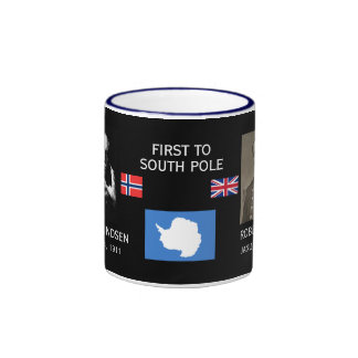 Antarctica - South Pole Expedition Mug