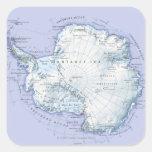 Antarctica Square Sticker