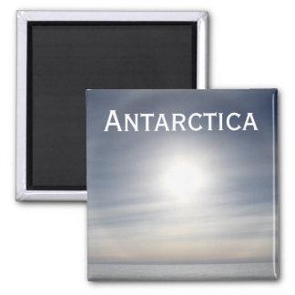 Antarctica Sun over Horizon, Siple Dome Magnet