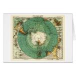 AntarcticaPanoramic MapAntarctica Card