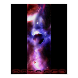 Antares Poster