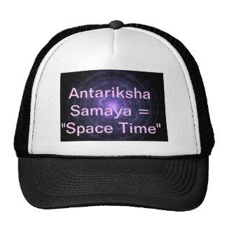 """Antariksha Samaya = """"Space Time"""" [+Fractal] Hat"""