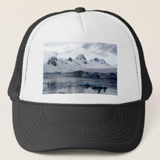 Antartic Landscape Trucker Hat