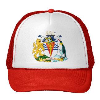 Antartica Coat of Arms detail Trucker Hat