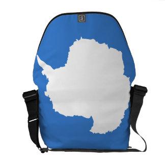 Antartican Flag Commuter Bags