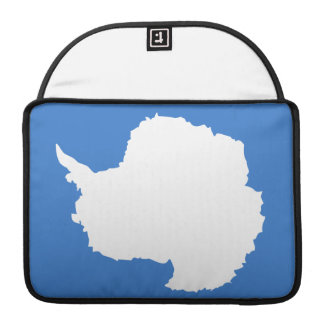 Antartican Flag MacBook Pro Sleeves