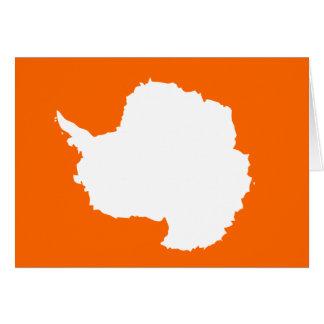 Antártida-Personalizado, la Antártida Tarjetas