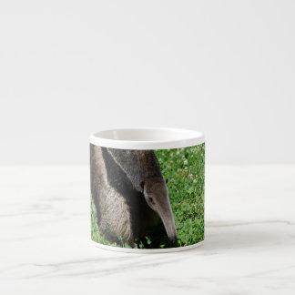 Anteater en campo taza espresso