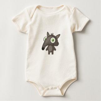 Anteater - My Conservation Park Baby Bodysuit