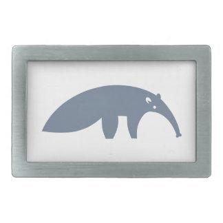 Anteater Rectangular Belt Buckle