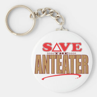 Anteater Save Keychain