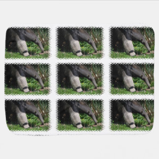 Anteater Swaddle Blanket