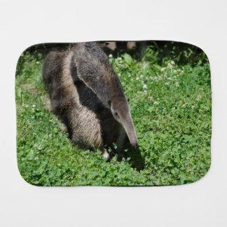 Anteater Burp Cloths