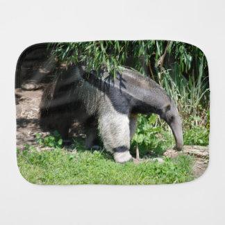 Anteater Burp Cloth