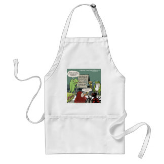 Anteaters Anonymous 12-Step Funny Adult Apron