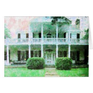 Antebellum Home Card