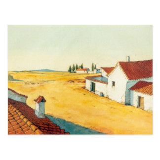 Antecedentes de la animación del dibujo animado. tarjetas postales