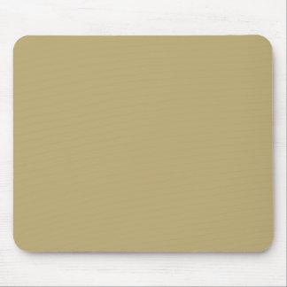 Antecedentes metálicos del reflejo del oro. Color  Alfombrilla De Ratones