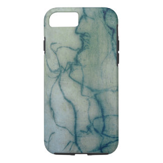 Antelope and bison, Perigordian (cave painting) iPhone 8/7 Case
