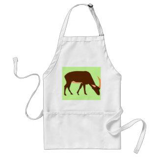 Antelope Apron