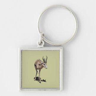 Antelope Baby Keychain