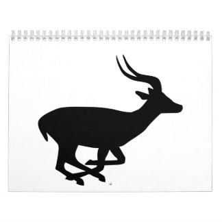 Antelope Calendar
