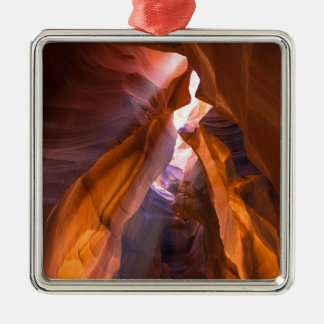 Antelope Canyon 2 Metal Ornament