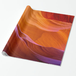 ANTELOPE CANYON 2 WRAPPING PAPER