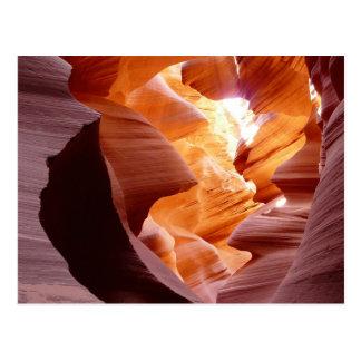 Antelope Canyon 3 Postcard