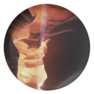 Antelope Canyon Arizona Plate